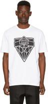 Junya Watanabe White loops T-shirt