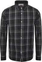 Penfield Clark Check Shirt Grey