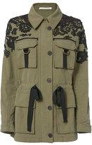 Veronica Beard Heritage Utility Jacket