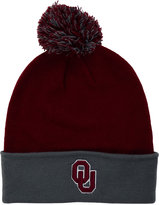 Top of the World Oklahoma Sooners 2-Tone Pom Knit Hat