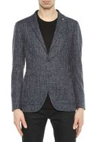 Tagliatore Prince Of Wales Check Jacket