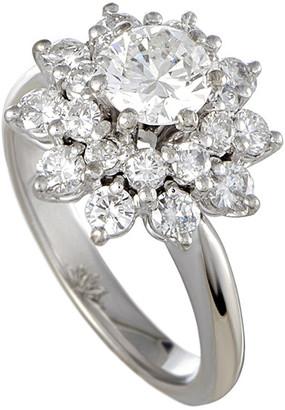 Heritage Platinum 1.69 Ct. Tw. Diamond Ring