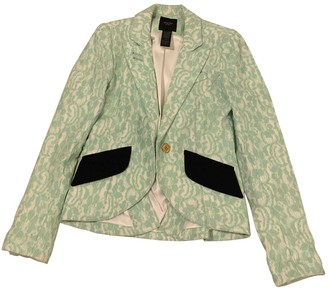 Smythe Green Jacket for Women