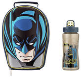 Batman Lunch Bag and Bottle