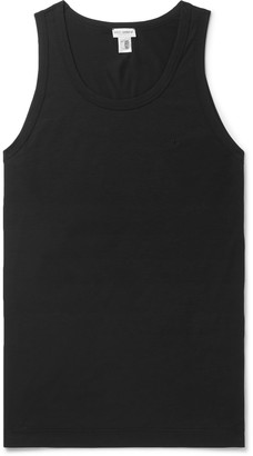Dolce & Gabbana Slim-Fit Stretch-Cotton Jersey Tank Top