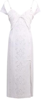 Jacquemus Lace Dress