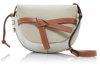 Loewe Gate Small Leather Shoulder Bag