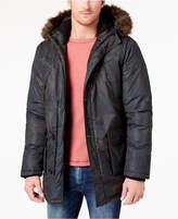 Superdry Men's Everest Fleece-Lined Hooded Coat