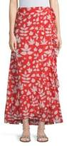 Carolina K. Lola Ruffle Wrap Skirt
