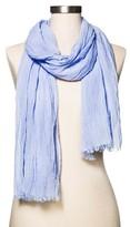 Merona Women's Scarf Twinkling Blue
