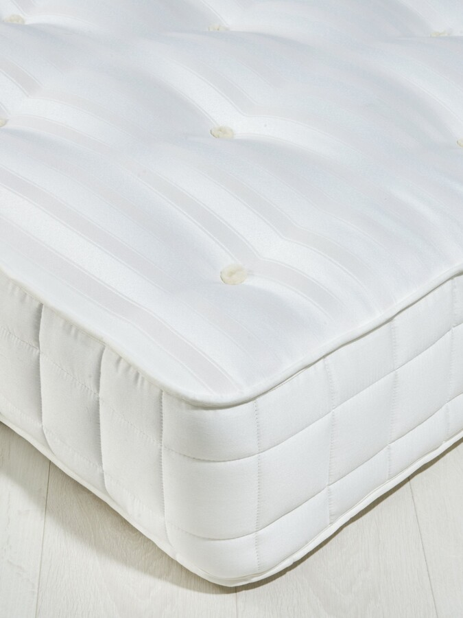 John Lewis & Partners Classic Collection Ortho Support 1600 Pocket Spring Mattress, Firm Tension, Small Double