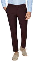 Ben Sherman Flat Front Camden Fit Trousers