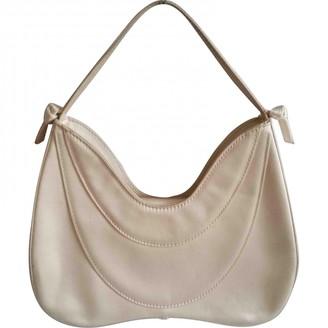Philip Treacy White Cloth Handbags