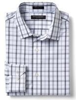 Banana Republic Grant-Fit Non-Iron Slim Cotton Shirt