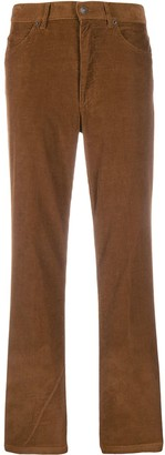 Marc Jacobs cuffed Corduroy trousers