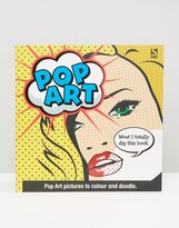 Books Pop Art Colouring & Doodles Book