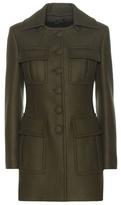 Prada Wool-blend Jacket
