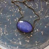 JuJu Treasures Libra Zodiac Constellation Necklace