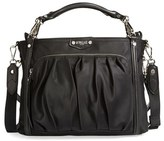M Z Wallace 'Small Nikki' Bedford Nylon Tote - Black