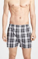 Polo Ralph Lauren Men's 3-Pack Woven Cotton Boxers