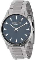 Johan Eric Men's JE9000-04-003B Helsingor Stainless Steel Dial Bracelet Watch
