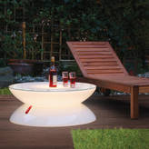 Lime Lace Relax Outdoor Light Up Table