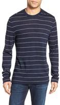James Perse Men's Stripe Wool Sweater