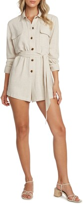 Willow Tessa Utility Romper