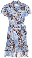 Alexis Melyssa floral-print wrap dress