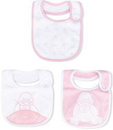 Armani Junior three-piece gift set - kids - Cotton - New born