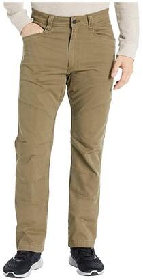 Wrangler ATG Outdoor Canvas Cargo (Turbulence) Men's Casual Pants