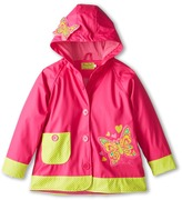 Western Chief Butterfly Star Raincoat (Toddler/Little Kids)