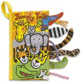 Jellycat Jungly Tails Book