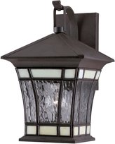 Westinghouse Lighting 6486500 One Light Rust Patina Exterior Wall Lantern