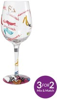 Lolita Stiletto Standard Wine Glass