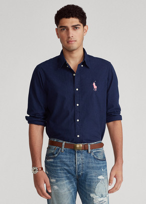 Ralph Lauren Pink Pony Classic Fit Oxford Shirt