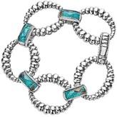 Lagos Women's Maya Fluted Link Bracelet
