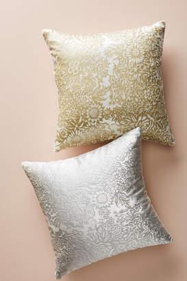 Kevin OBrien Kevin O'brien Kevin O'Brien Garland Velvet Pillow