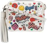 Anya Hindmarch All Over Stickers cross-body bag