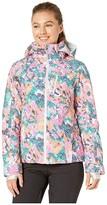 Obermeyer Jette Jacket (First Impressio) Women's Clothing