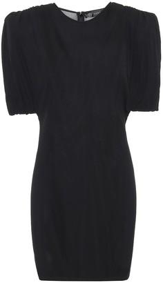Versace Jersey minidress