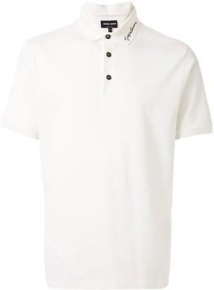 Giorgio Armani polo T-shirt