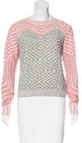 Kenzo Knit Colorblock Sweater