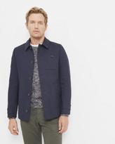 Collared Cotton Jacket
