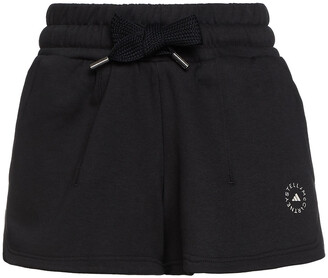 adidas by Stella McCartney French Cotton-blend Terry Short
