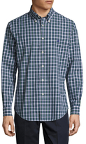 Brooks Brothers Val Mini Gri Plaid Sportshirt