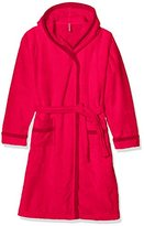 Lina Pink Girl's EF.Eponge.Rce Bathrobe