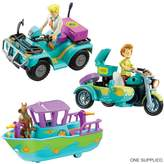 Scooby-Doo Vehicle And Figure Assortment