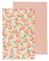 Quest Pantry Peach Kitchen Towel