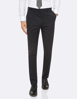 Oxford Auden Wool Suit Trousers
